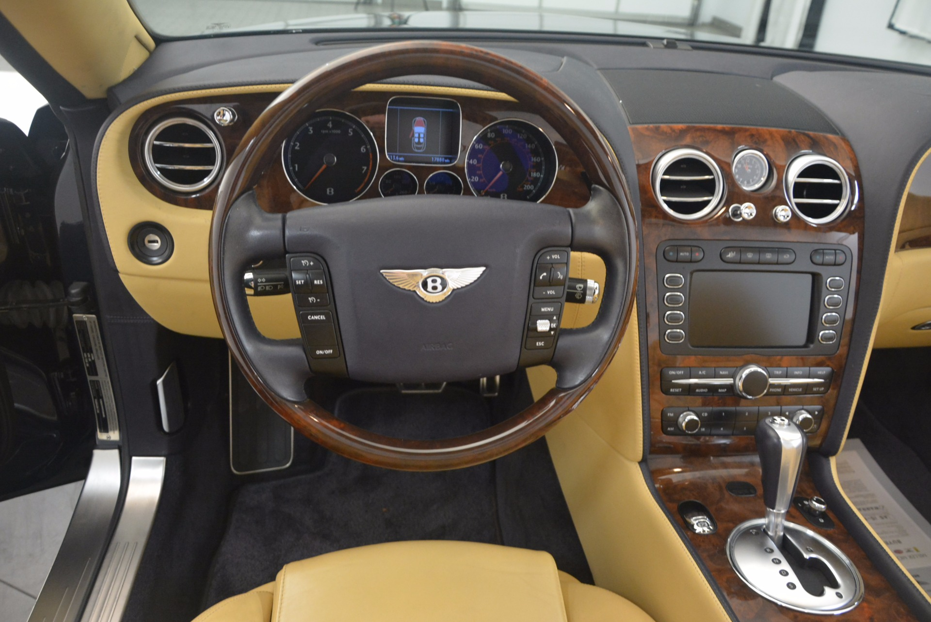 Used 2007 Bentley Continental GTC  For Sale In Westport, CT 1186_p33
