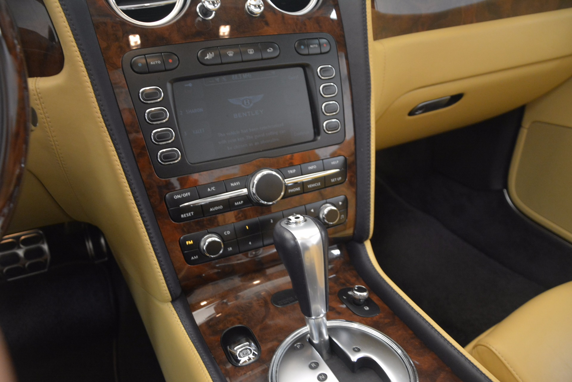 Used 2007 Bentley Continental GTC  For Sale In Westport, CT 1186_p41