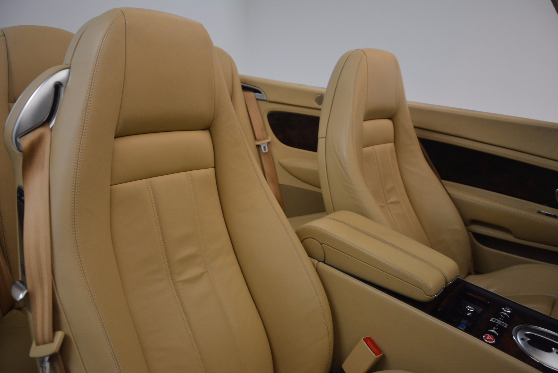 Used 2007 Bentley Continental GTC  For Sale In Westport, CT 1186_p51