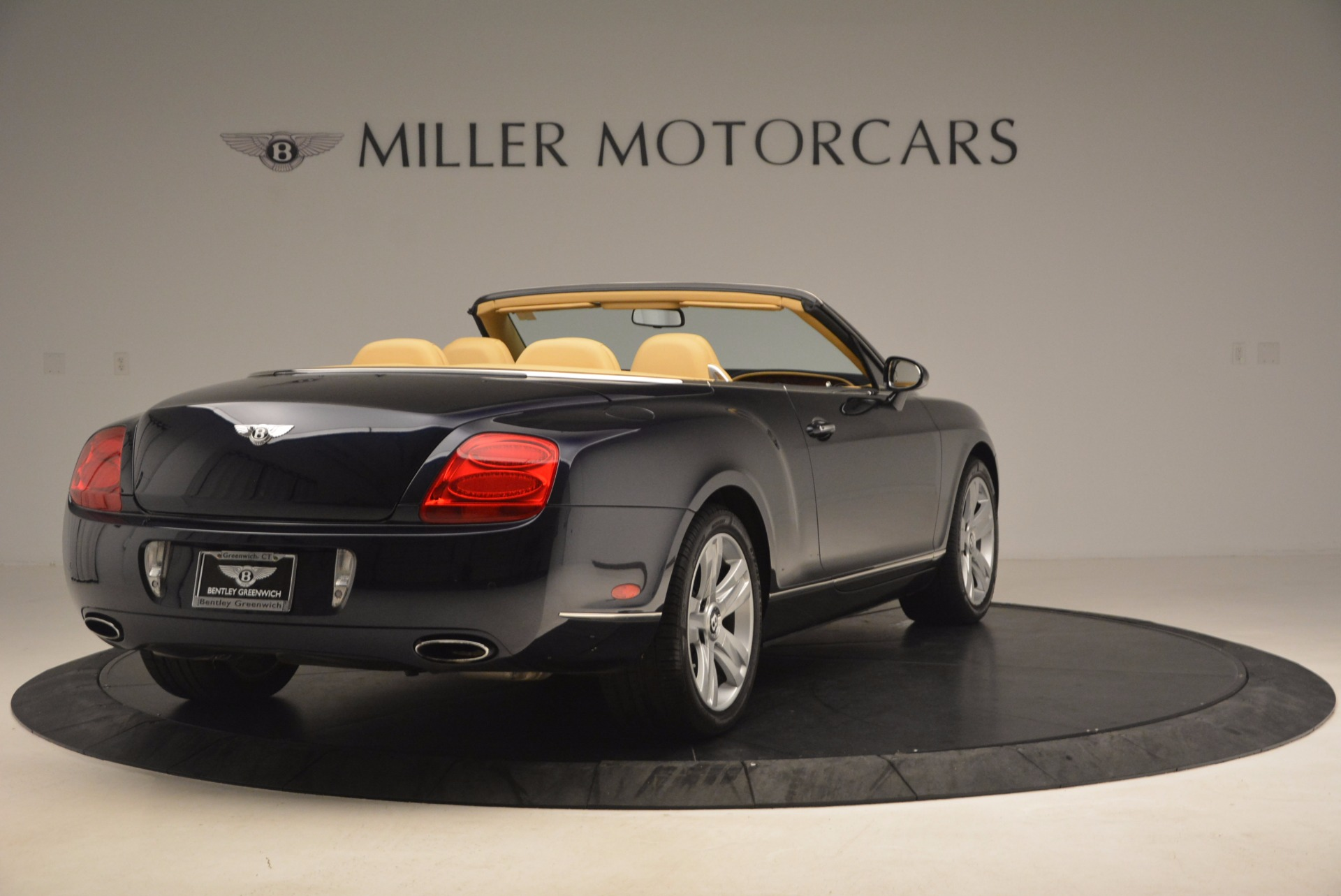 Used 2007 Bentley Continental GTC  For Sale In Westport, CT 1186_p7