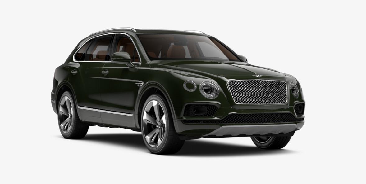 Used 2017 Bentley Bentayga  For Sale In Westport, CT 1188_main