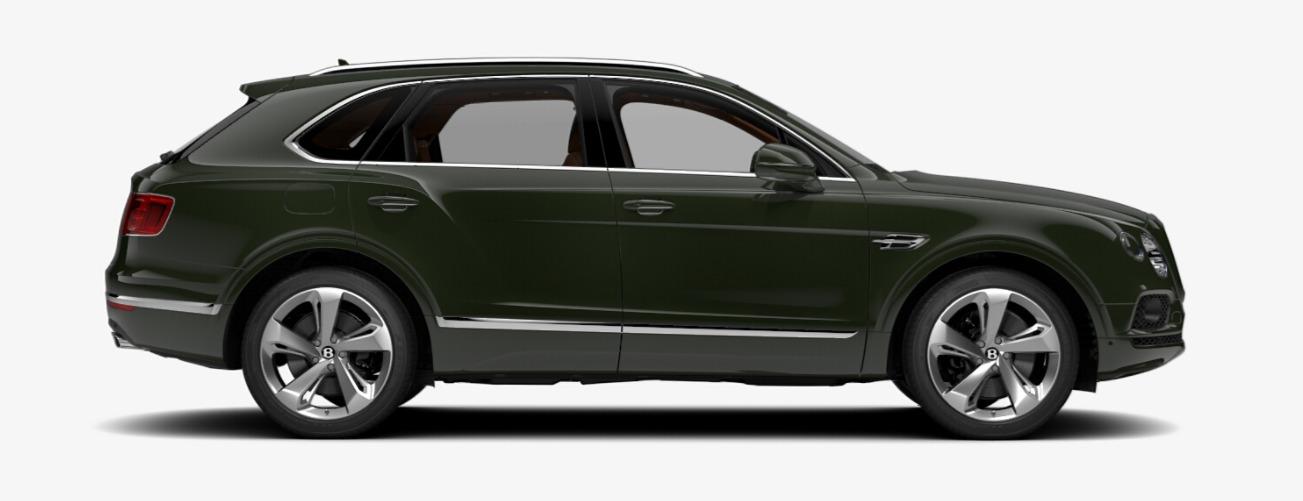 Used 2017 Bentley Bentayga  For Sale In Westport, CT 1188_p2