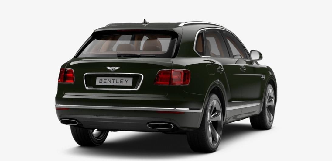 Used 2017 Bentley Bentayga  For Sale In Westport, CT 1188_p3
