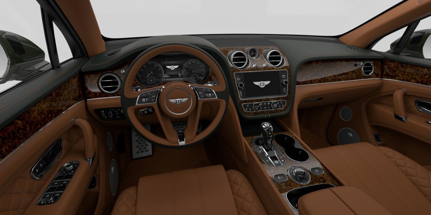 Used 2017 Bentley Bentayga  For Sale In Westport, CT 1188_p6