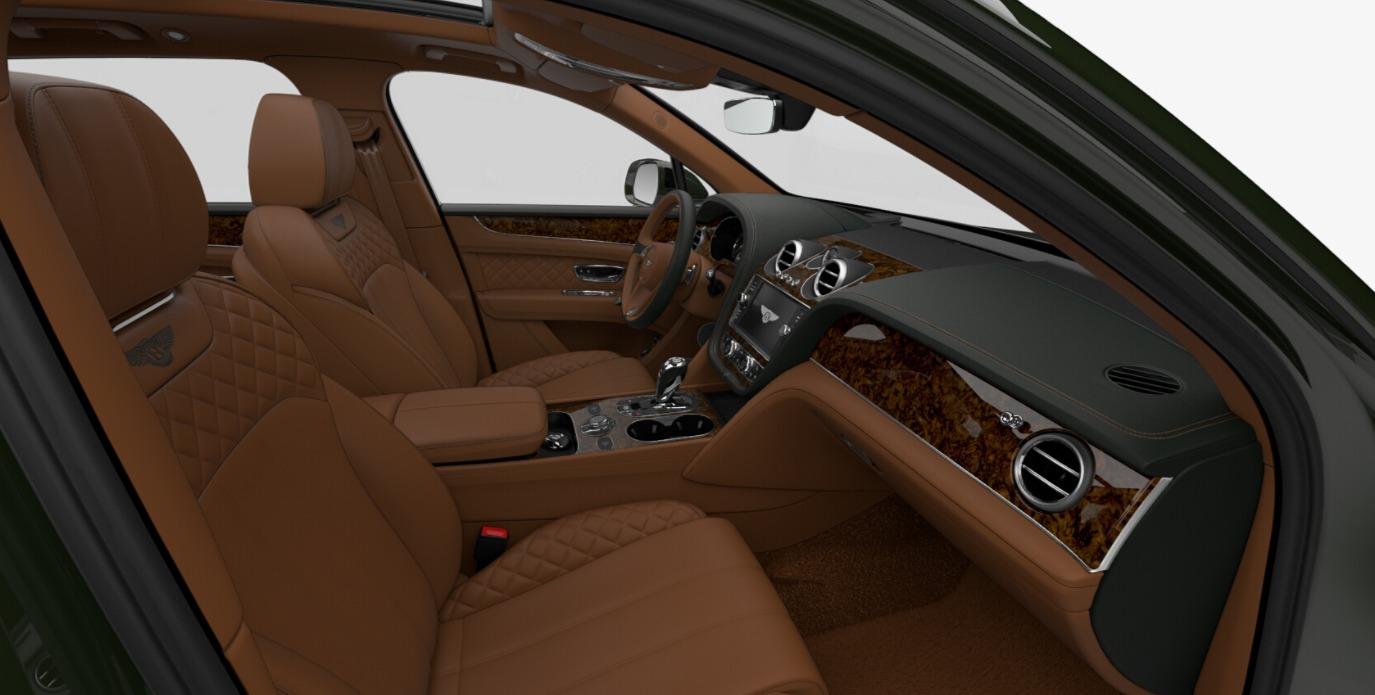 Used 2017 Bentley Bentayga  For Sale In Westport, CT 1188_p7