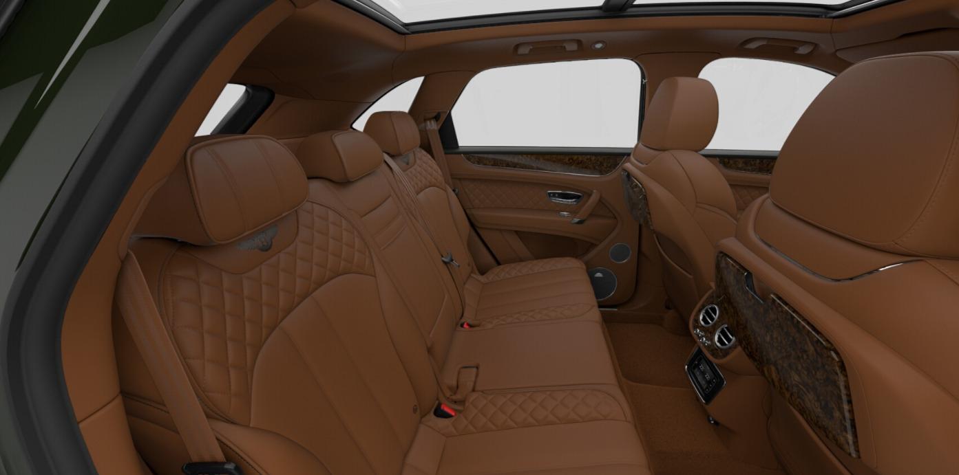 Used 2017 Bentley Bentayga  For Sale In Westport, CT 1188_p8