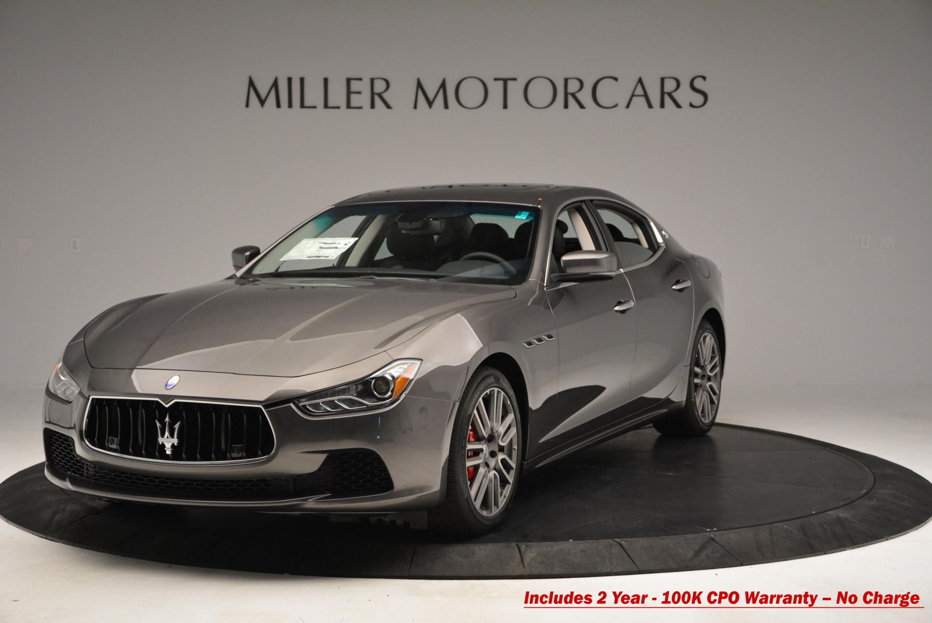 Used 2015 Maserati Ghibli S Q4 For Sale In Westport, CT