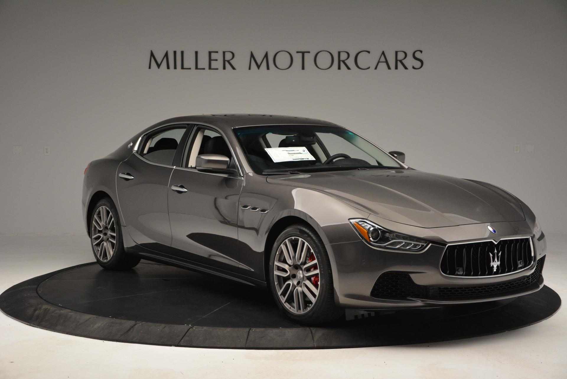 Used 2015 Maserati Ghibli S Q4 For Sale In Westport, CT 119_p10