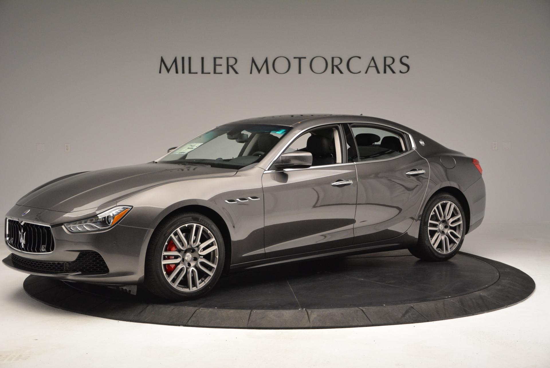 Used 2015 Maserati Ghibli S Q4 For Sale In Westport, CT 119_p2