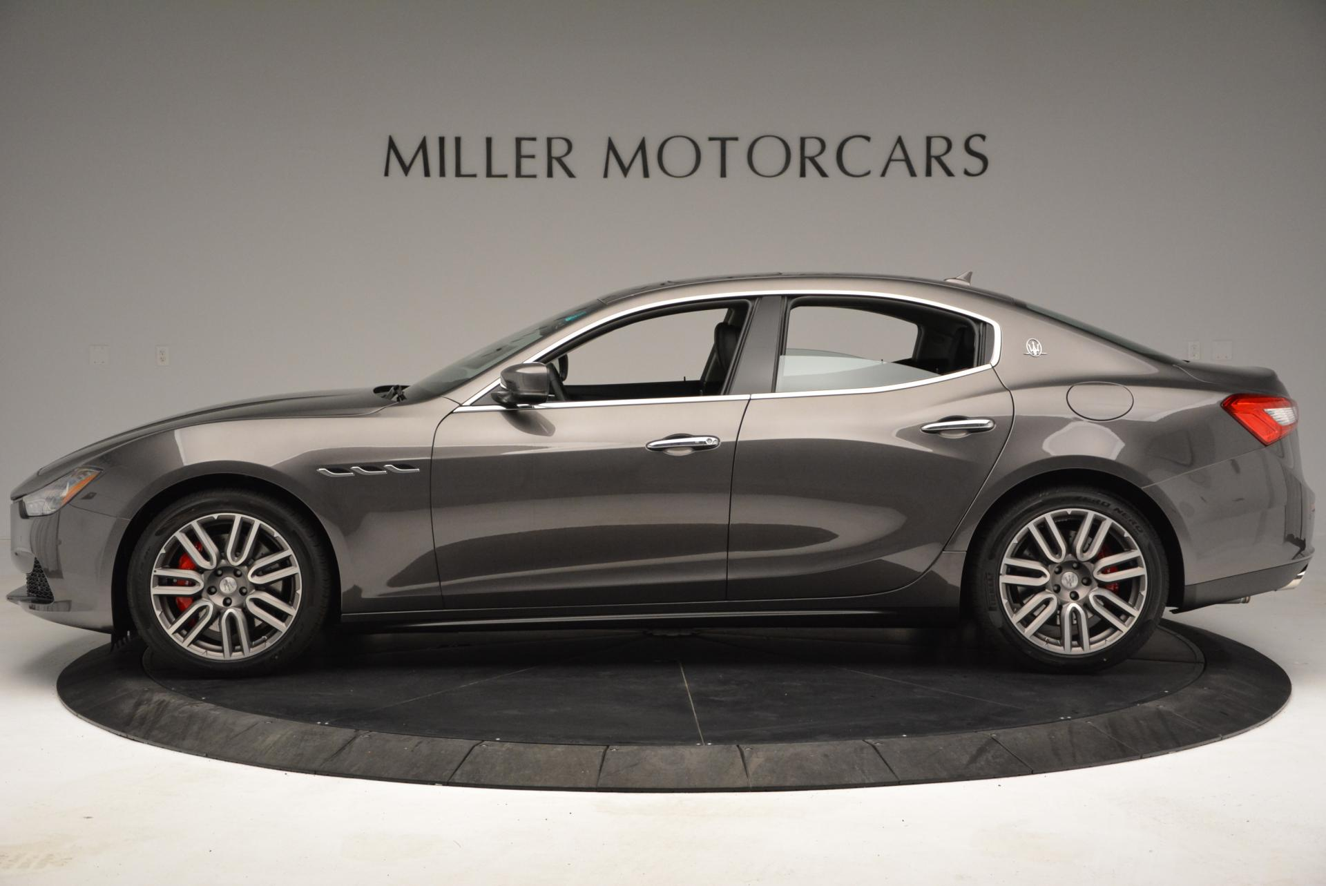 Used 2015 Maserati Ghibli S Q4 For Sale In Westport, CT 119_p3