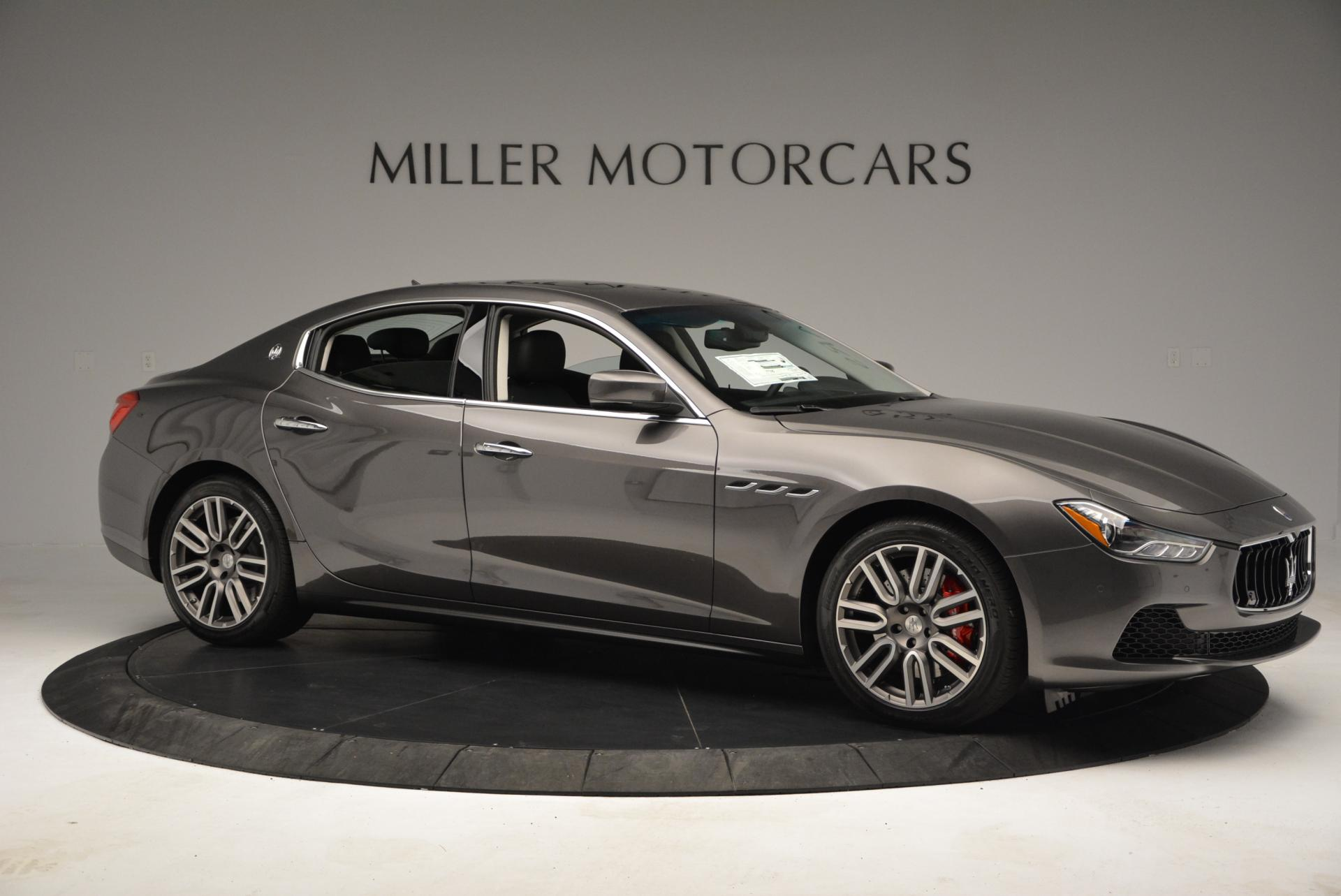 Used 2015 Maserati Ghibli S Q4 For Sale In Westport, CT 119_p9