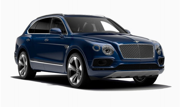 Used 2017 Bentley Bentayga  For Sale In Westport, CT 1195_main
