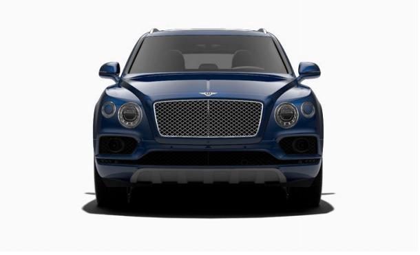 Used 2017 Bentley Bentayga  For Sale In Westport, CT 1195_p2