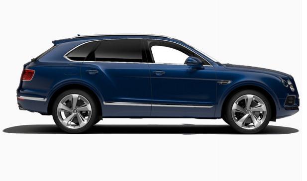 Used 2017 Bentley Bentayga  For Sale In Westport, CT 1195_p3