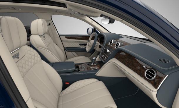 Used 2017 Bentley Bentayga  For Sale In Westport, CT 1195_p6