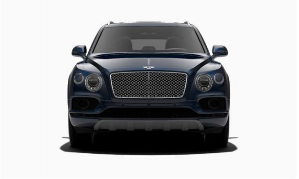 Used 2017 Bentley Bentayga W12 For Sale In Westport, CT 1196_p2