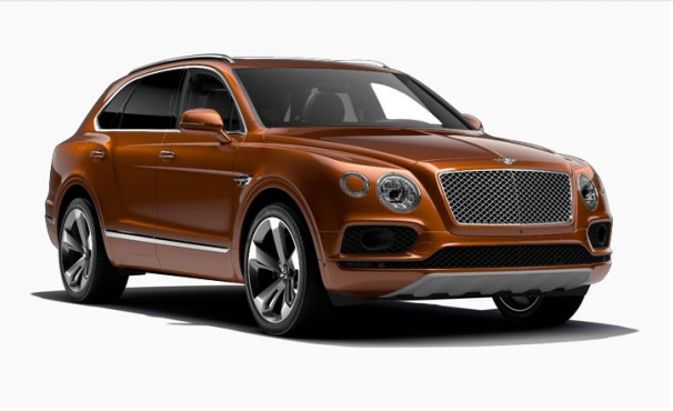 Used 2017 Bentley Bentayga  For Sale In Westport, CT 1197_main