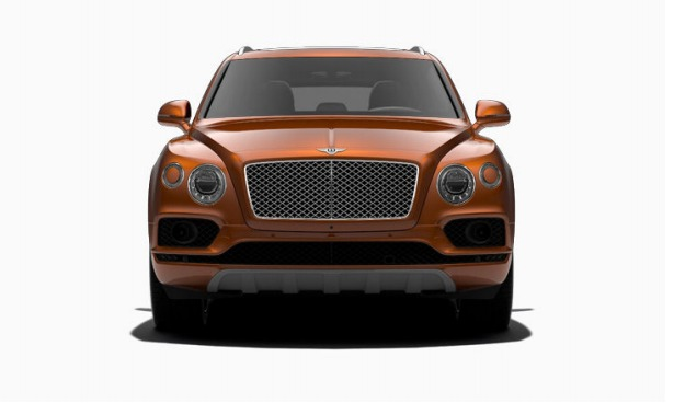 Used 2017 Bentley Bentayga  For Sale In Westport, CT 1197_p2