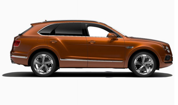 Used 2017 Bentley Bentayga  For Sale In Westport, CT 1197_p3