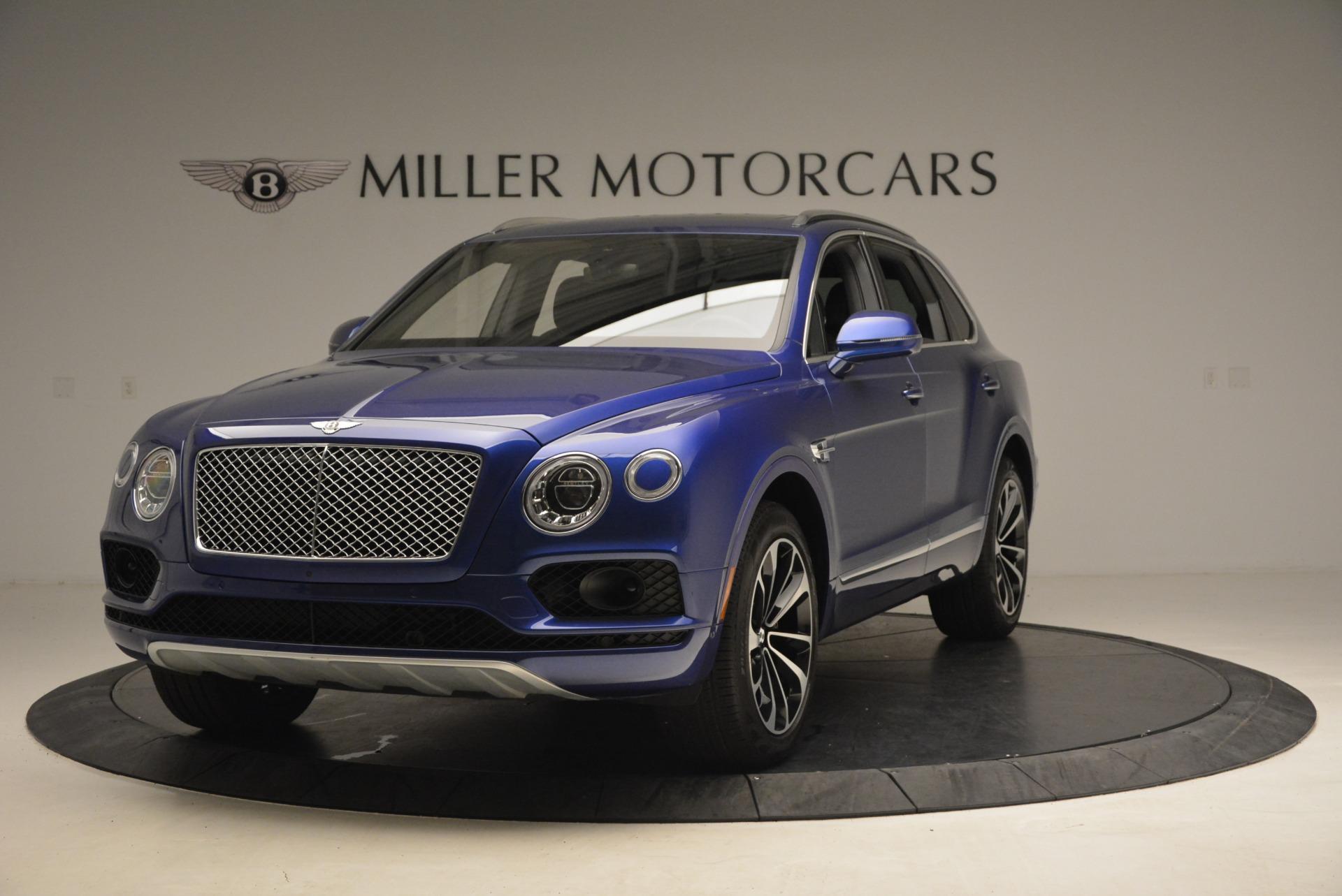 New 2017 Bentley Bentayga  For Sale In Westport, CT 1198_main