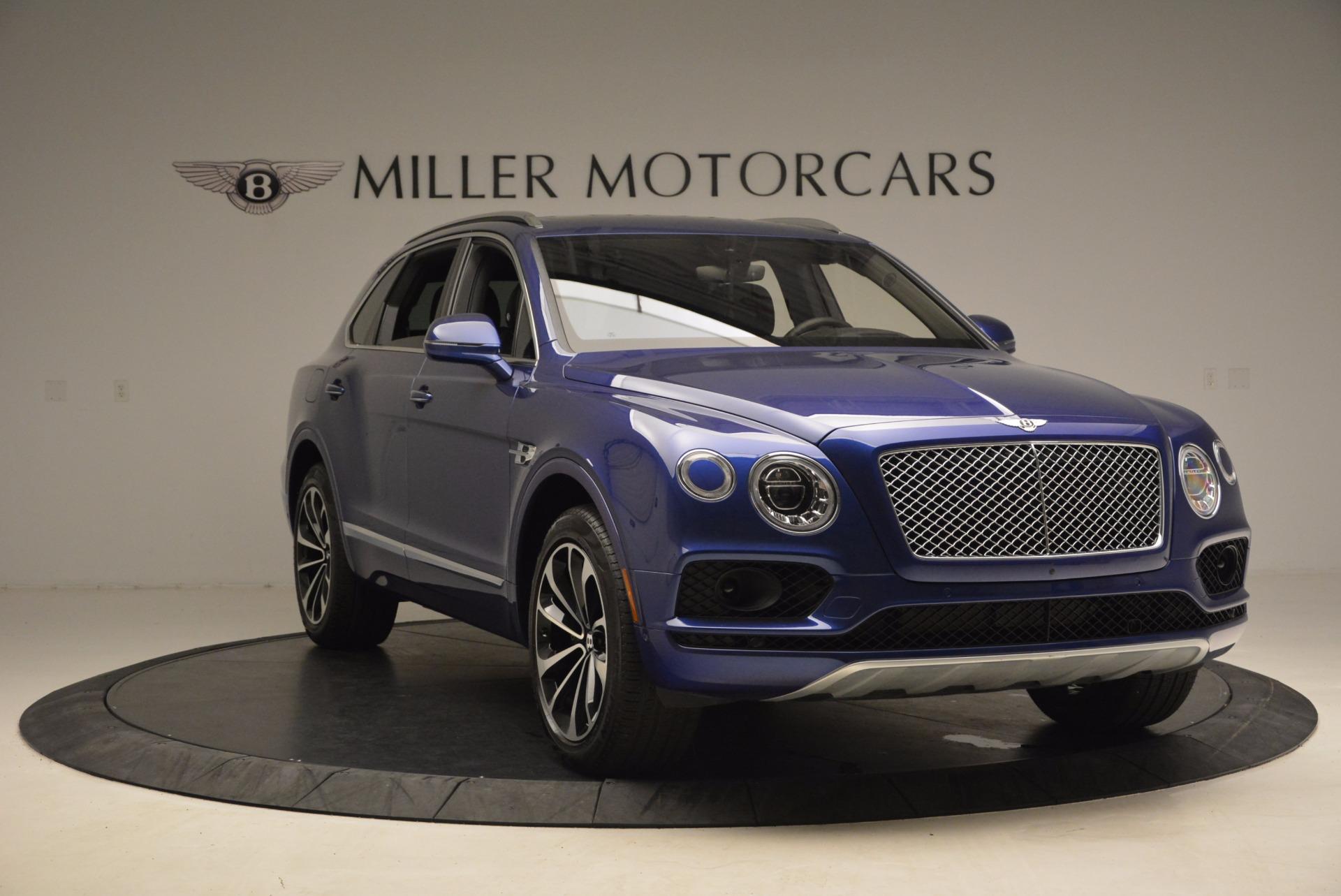 New 2017 Bentley Bentayga  For Sale In Westport, CT 1198_p11