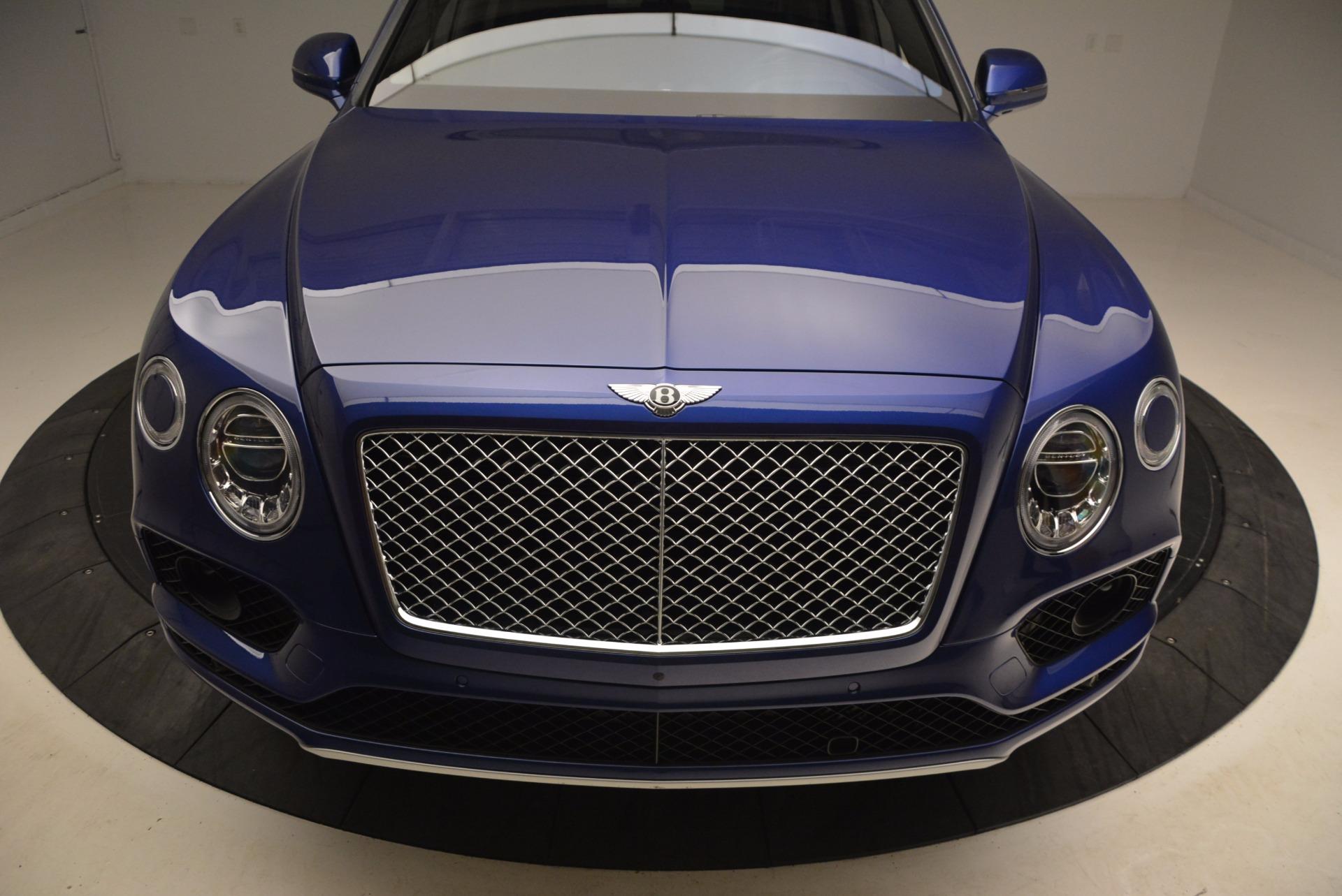 New 2017 Bentley Bentayga  For Sale In Westport, CT 1198_p13