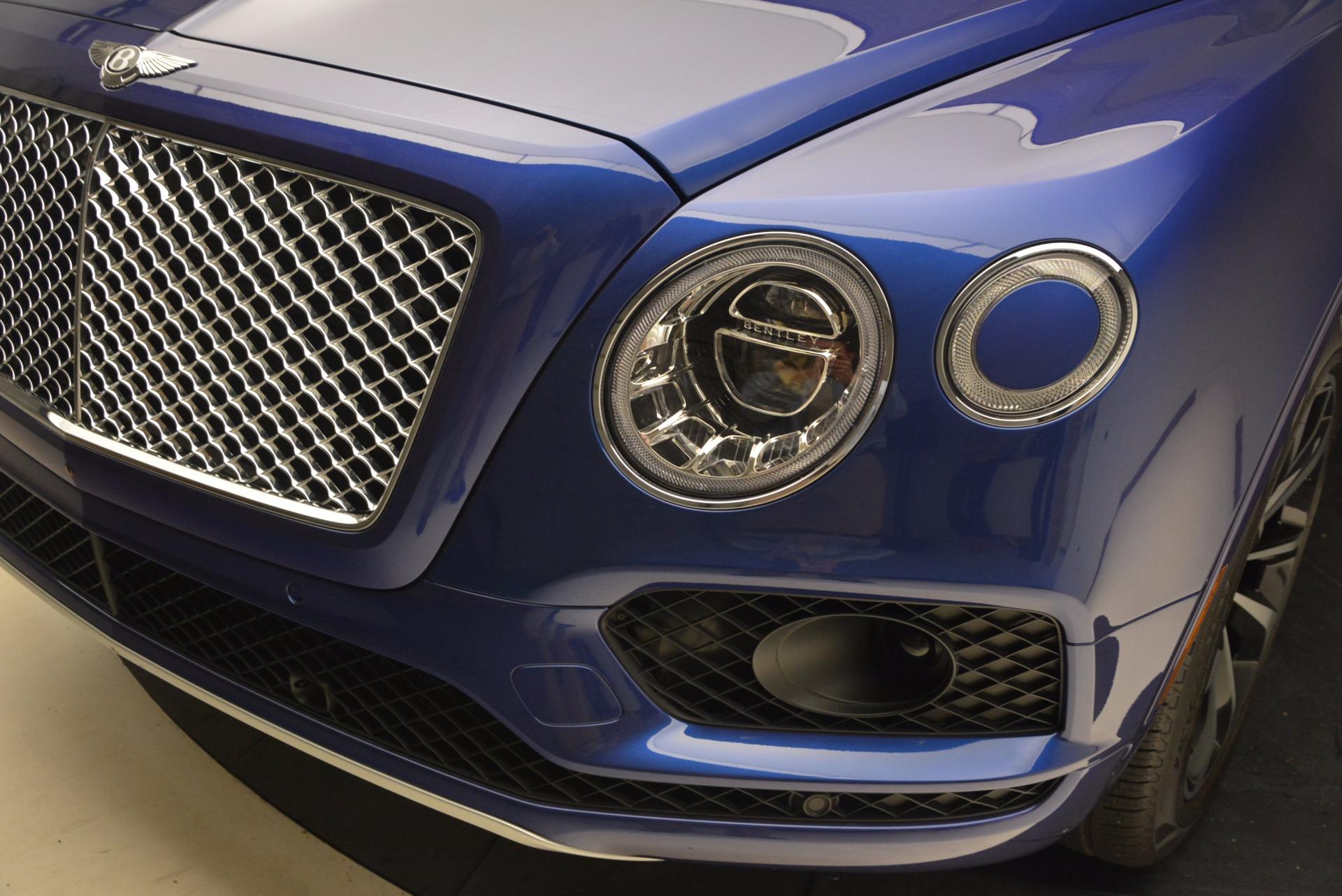 New 2017 Bentley Bentayga  For Sale In Westport, CT 1198_p15