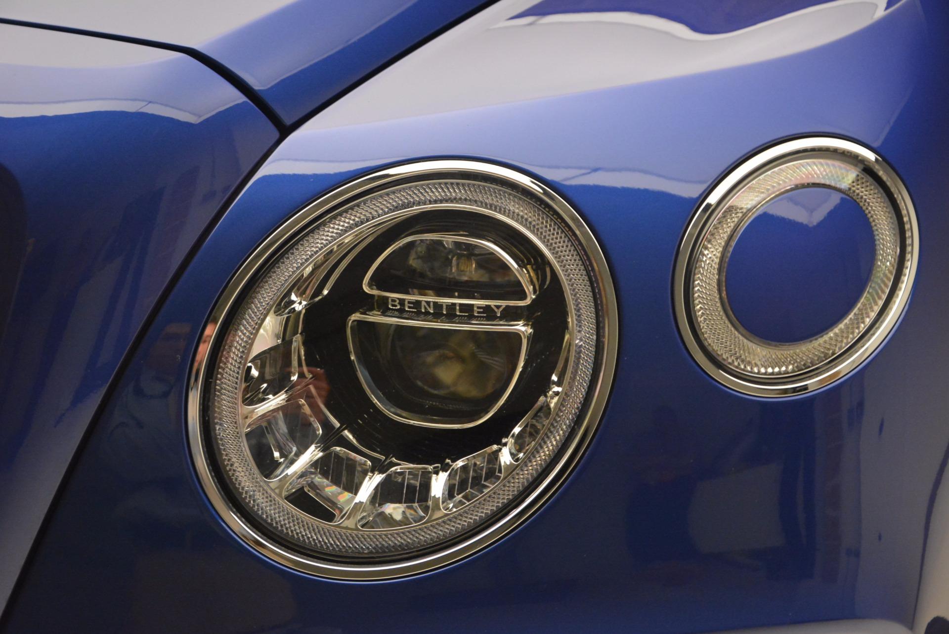 New 2017 Bentley Bentayga  For Sale In Westport, CT 1198_p16