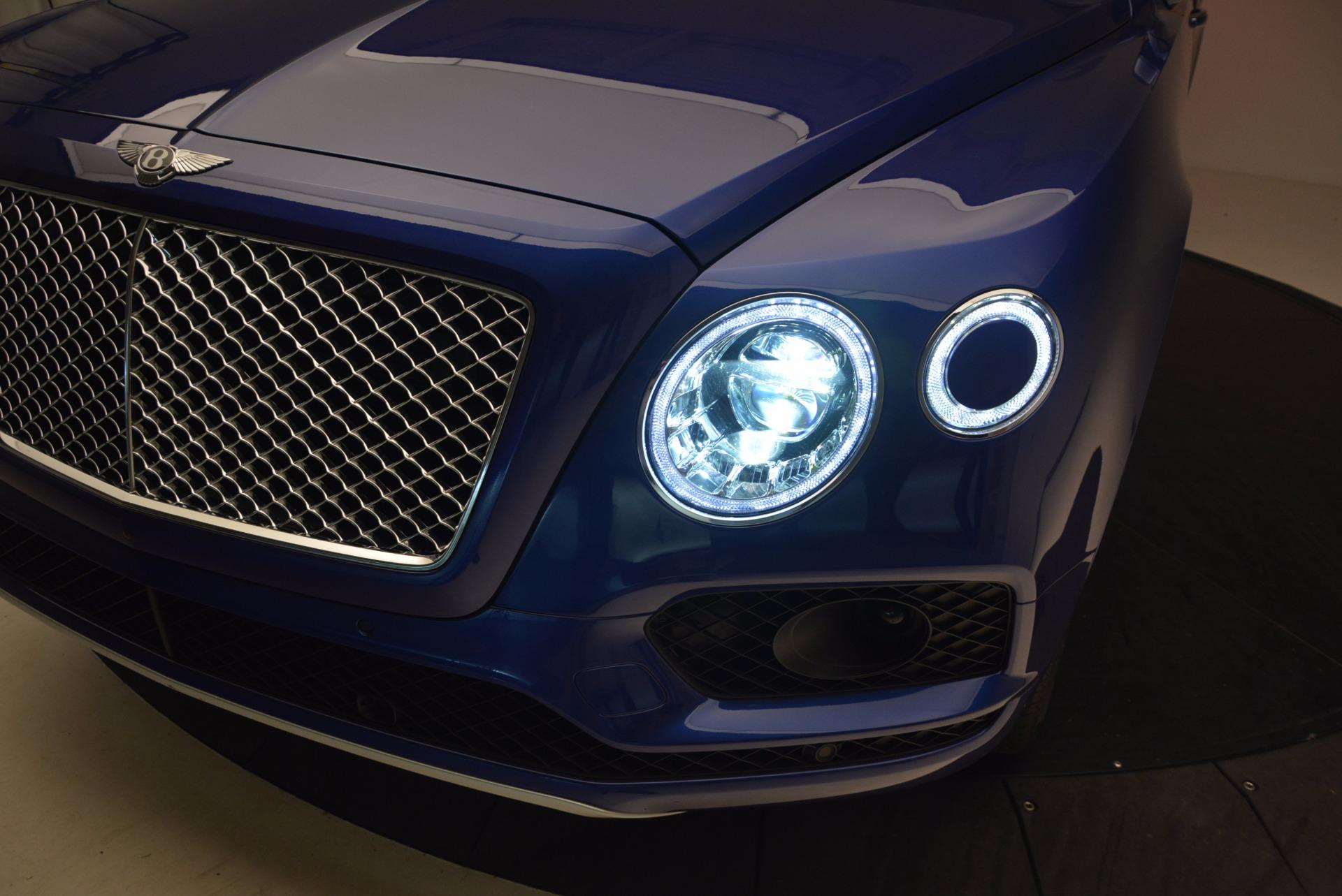 New 2017 Bentley Bentayga  For Sale In Westport, CT 1198_p18