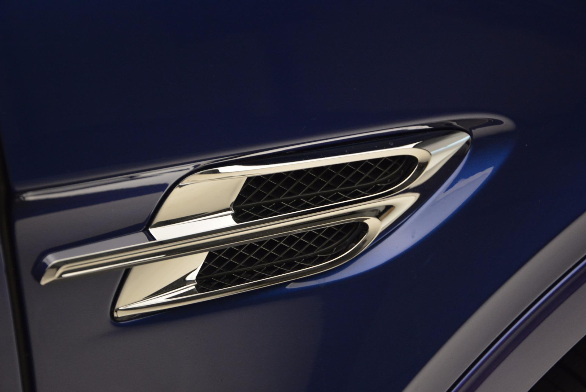 New 2017 Bentley Bentayga  For Sale In Westport, CT 1198_p21