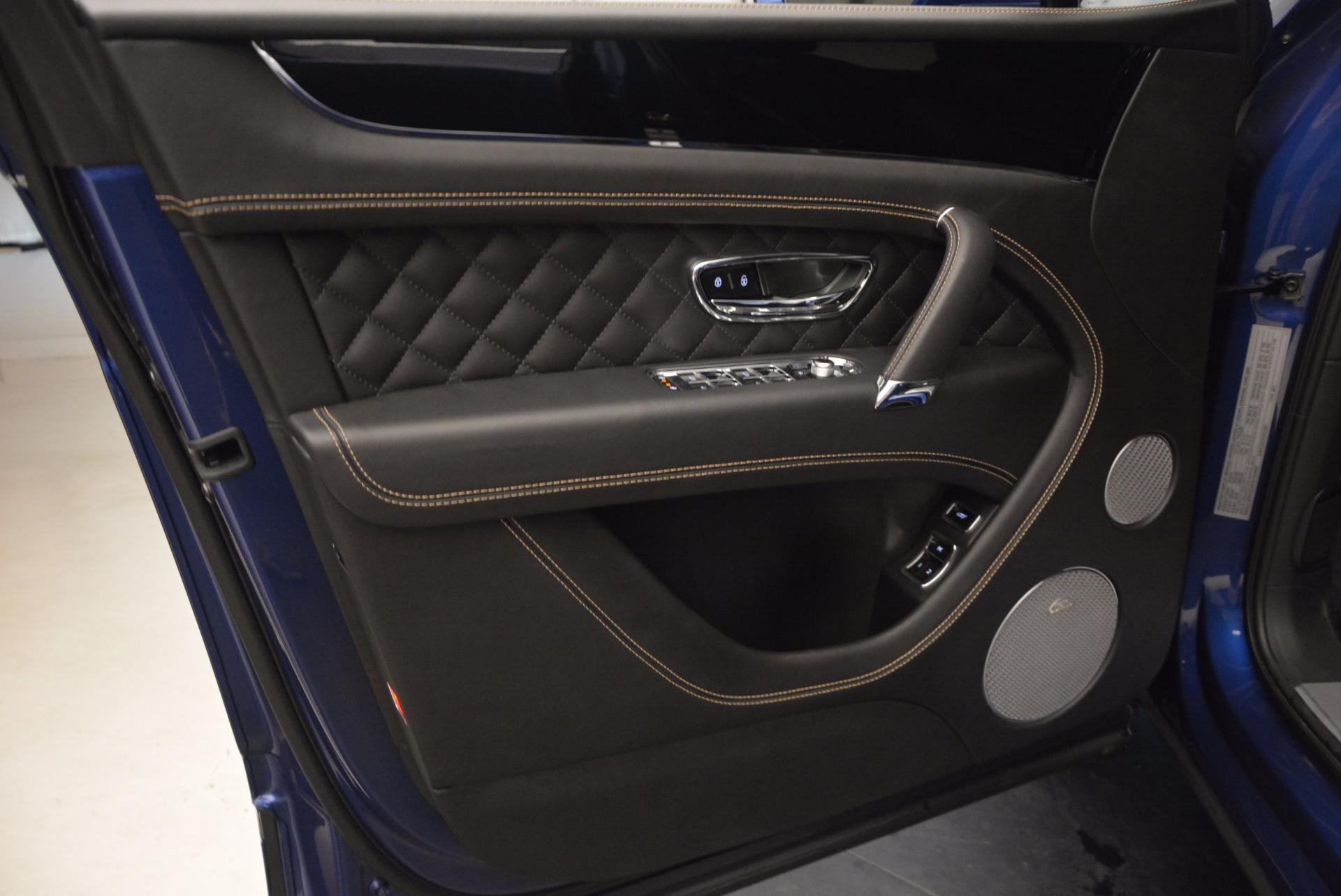 New 2017 Bentley Bentayga  For Sale In Westport, CT 1198_p22