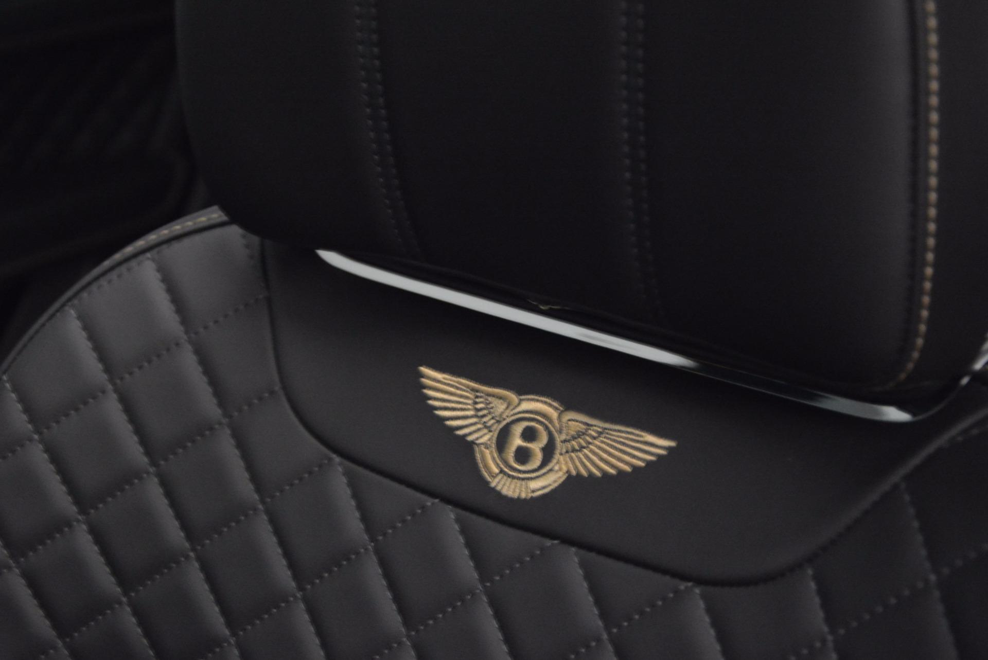 New 2017 Bentley Bentayga  For Sale In Westport, CT 1198_p27