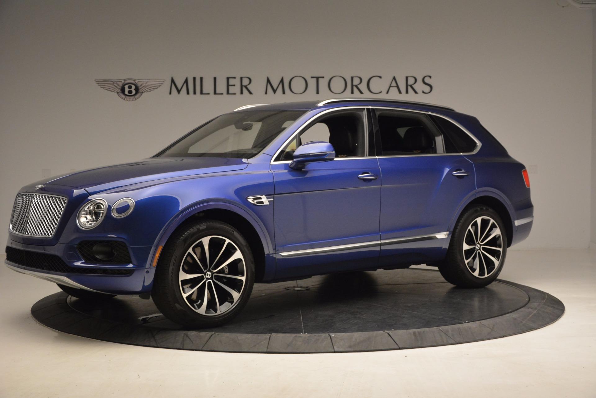 New 2017 Bentley Bentayga  For Sale In Westport, CT 1198_p2