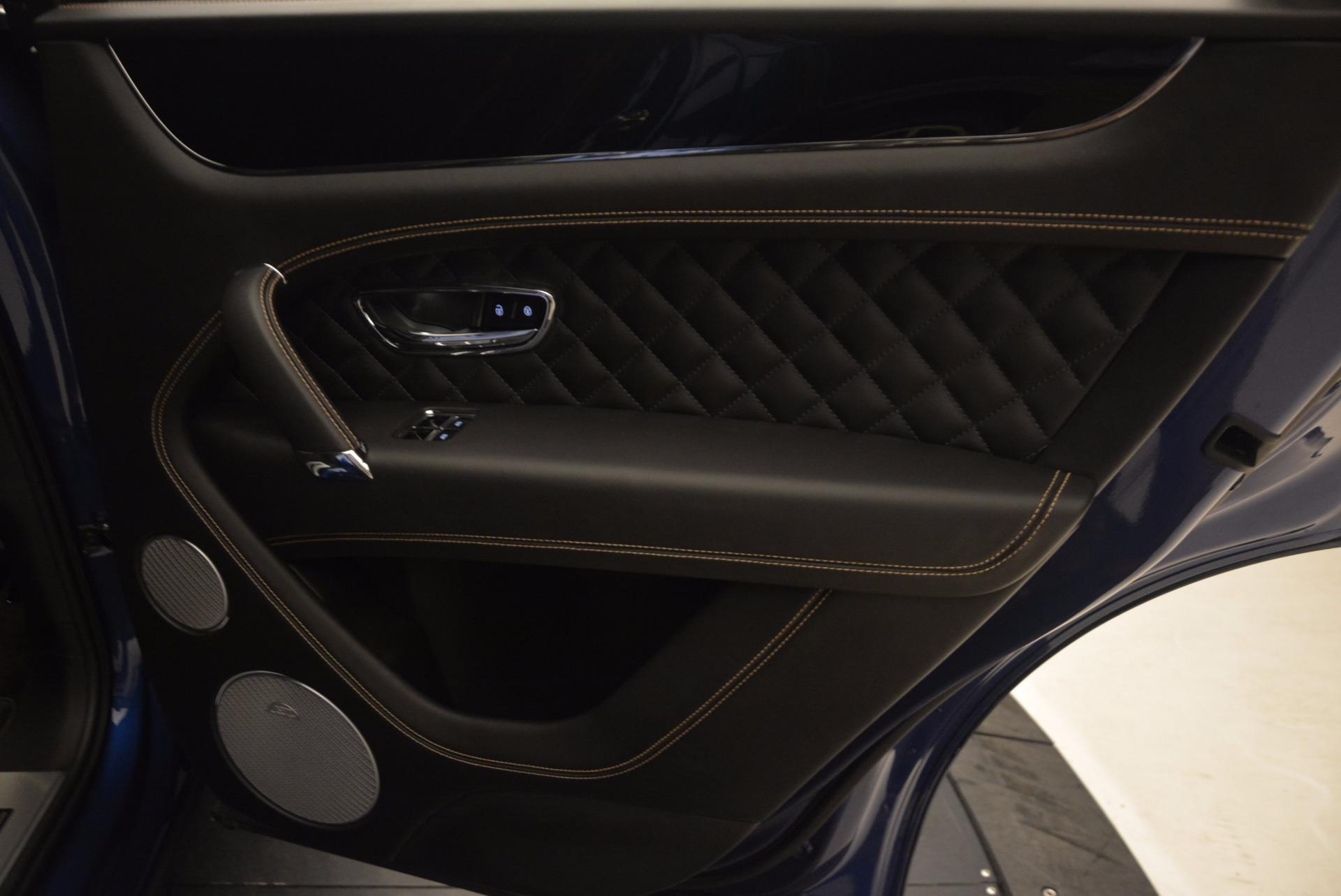New 2017 Bentley Bentayga  For Sale In Westport, CT 1198_p34