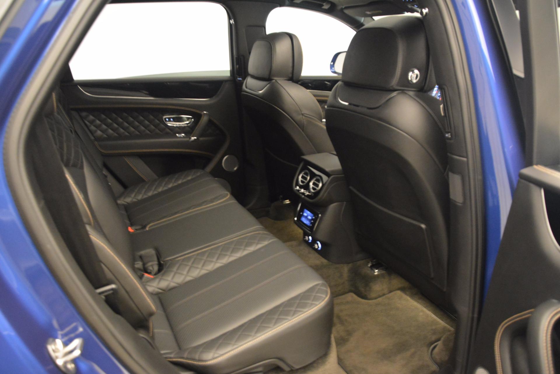 New 2017 Bentley Bentayga  For Sale In Westport, CT 1198_p35