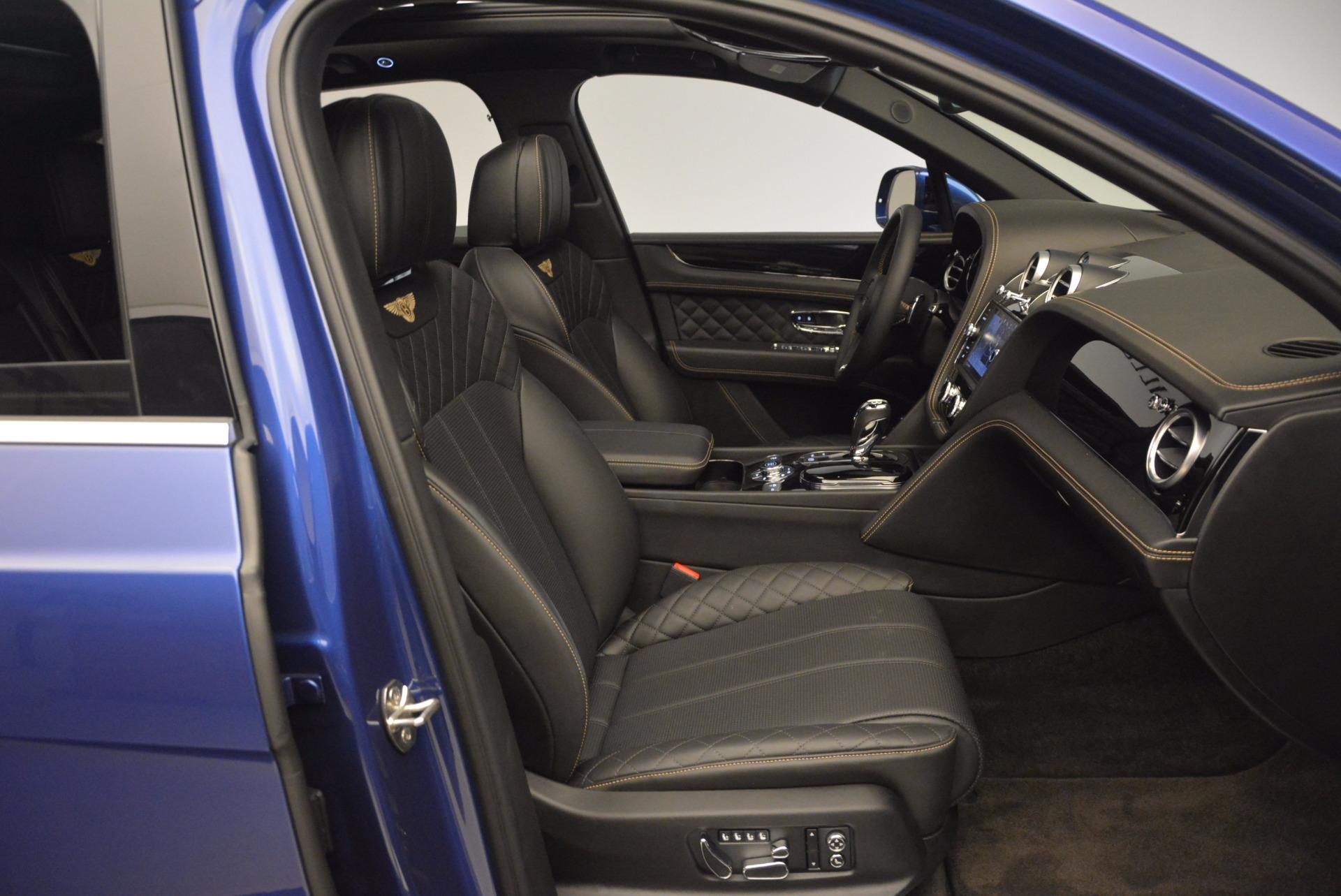 New 2017 Bentley Bentayga  For Sale In Westport, CT 1198_p39