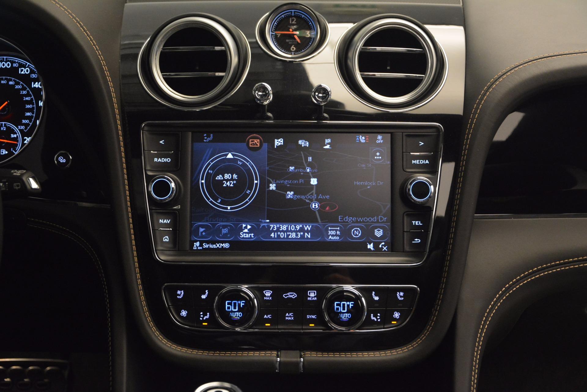 New 2017 Bentley Bentayga  For Sale In Westport, CT 1198_p45
