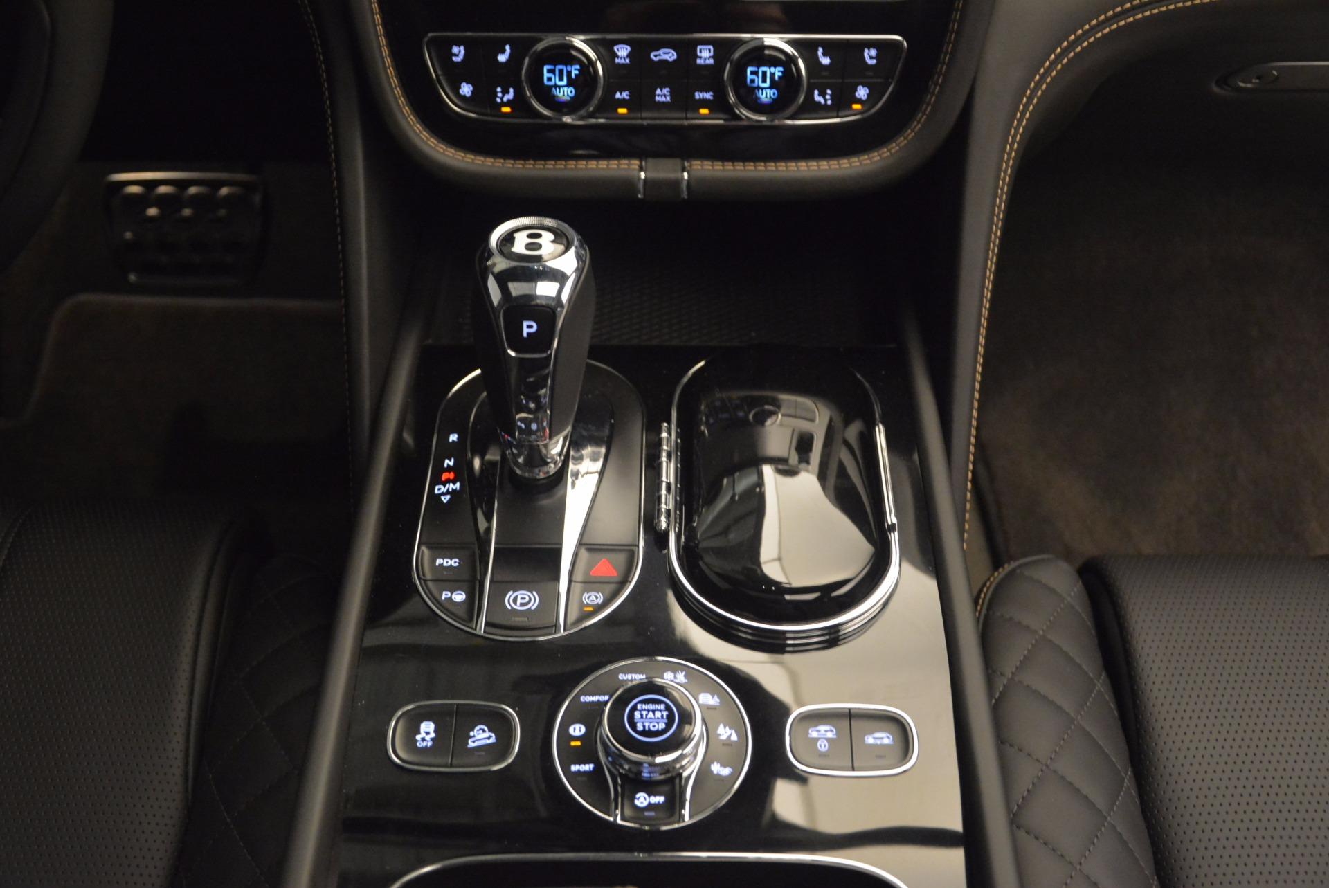 New 2017 Bentley Bentayga  For Sale In Westport, CT 1198_p46