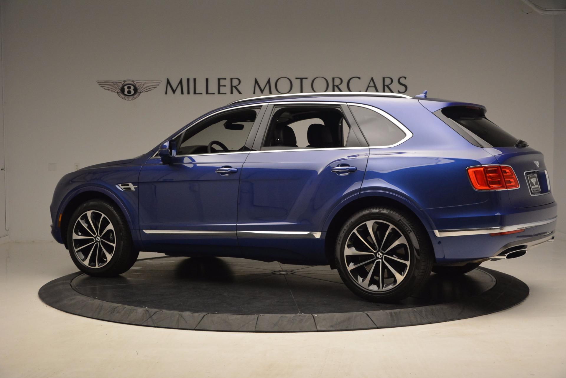 New 2017 Bentley Bentayga  For Sale In Westport, CT 1198_p4