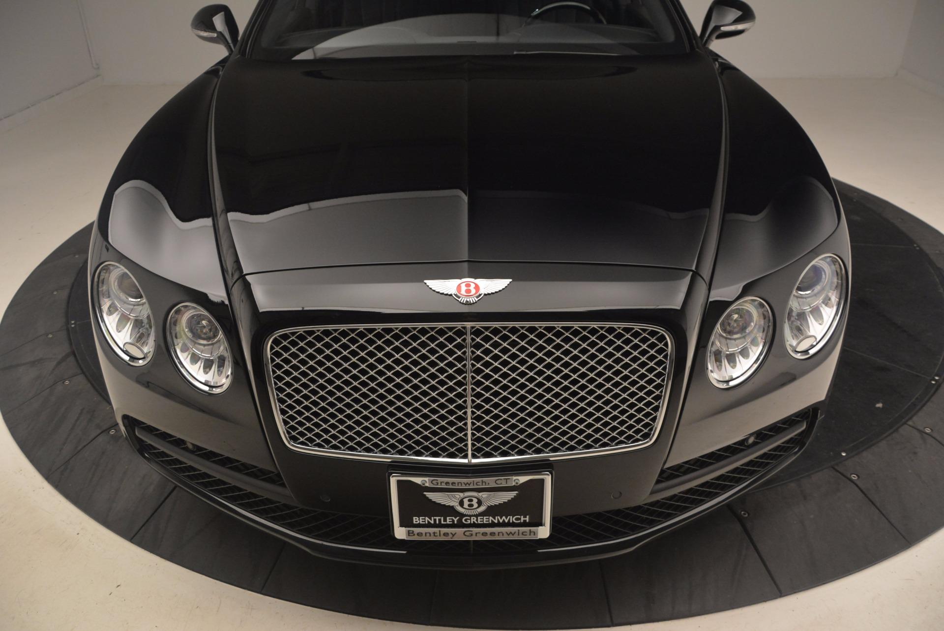 Used 2015 Bentley Flying Spur V8 For Sale In Westport, CT 1199_p13