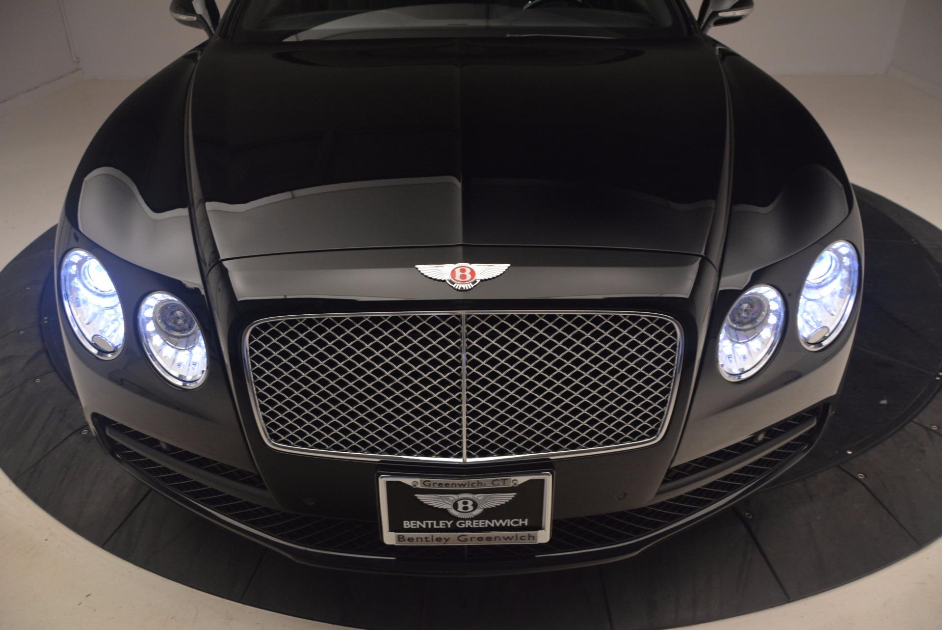 Used 2015 Bentley Flying Spur V8 For Sale In Westport, CT 1199_p15