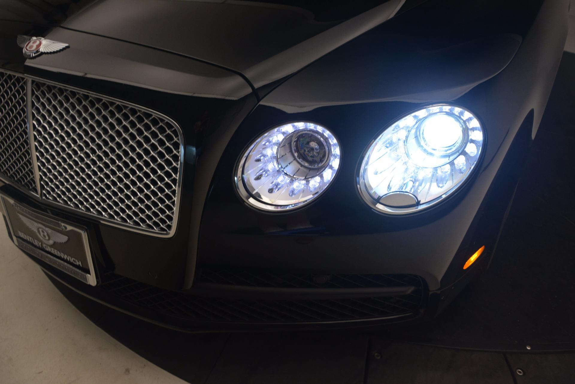 Used 2015 Bentley Flying Spur V8 For Sale In Westport, CT 1199_p16