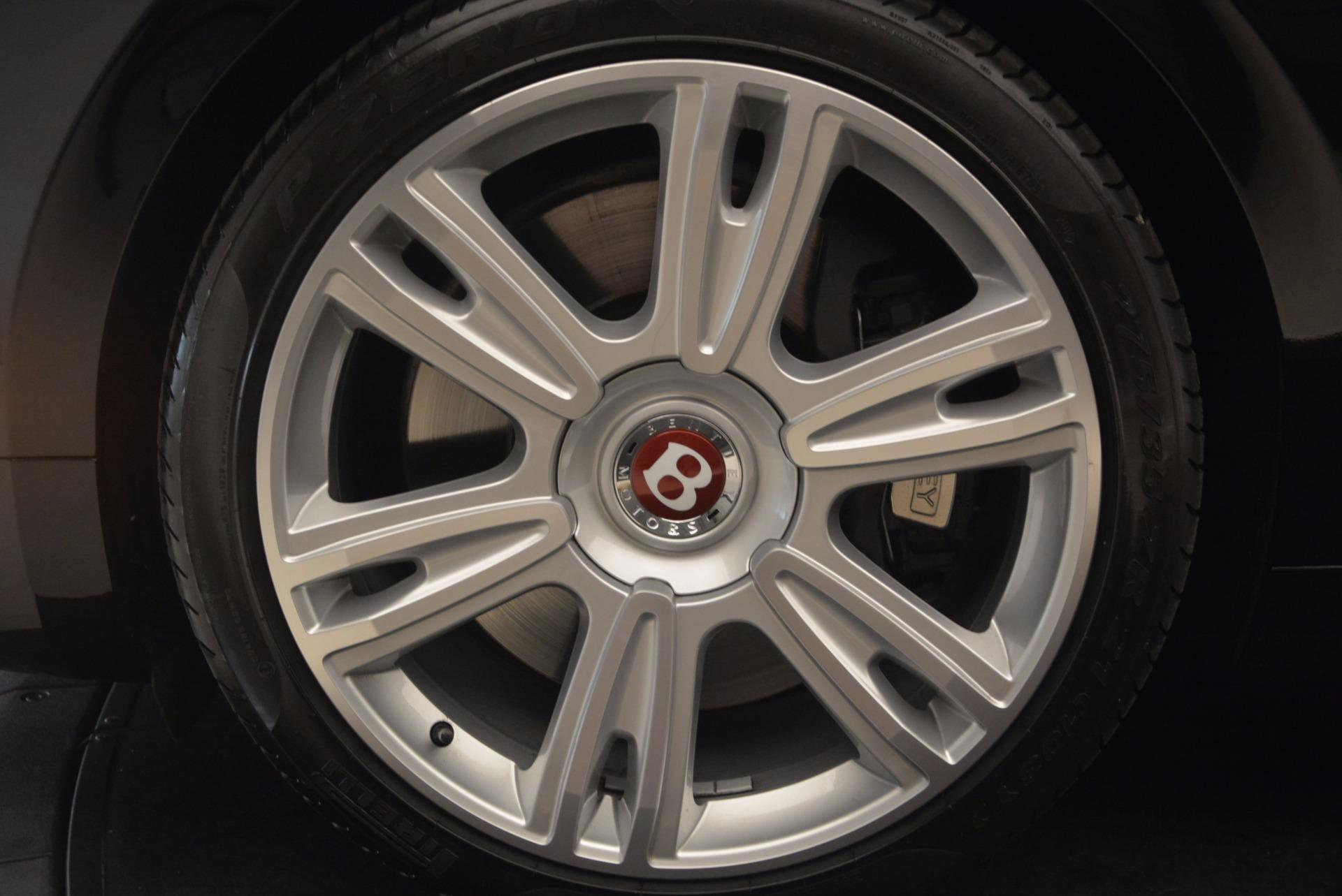 Used 2015 Bentley Flying Spur V8 For Sale In Westport, CT 1199_p18
