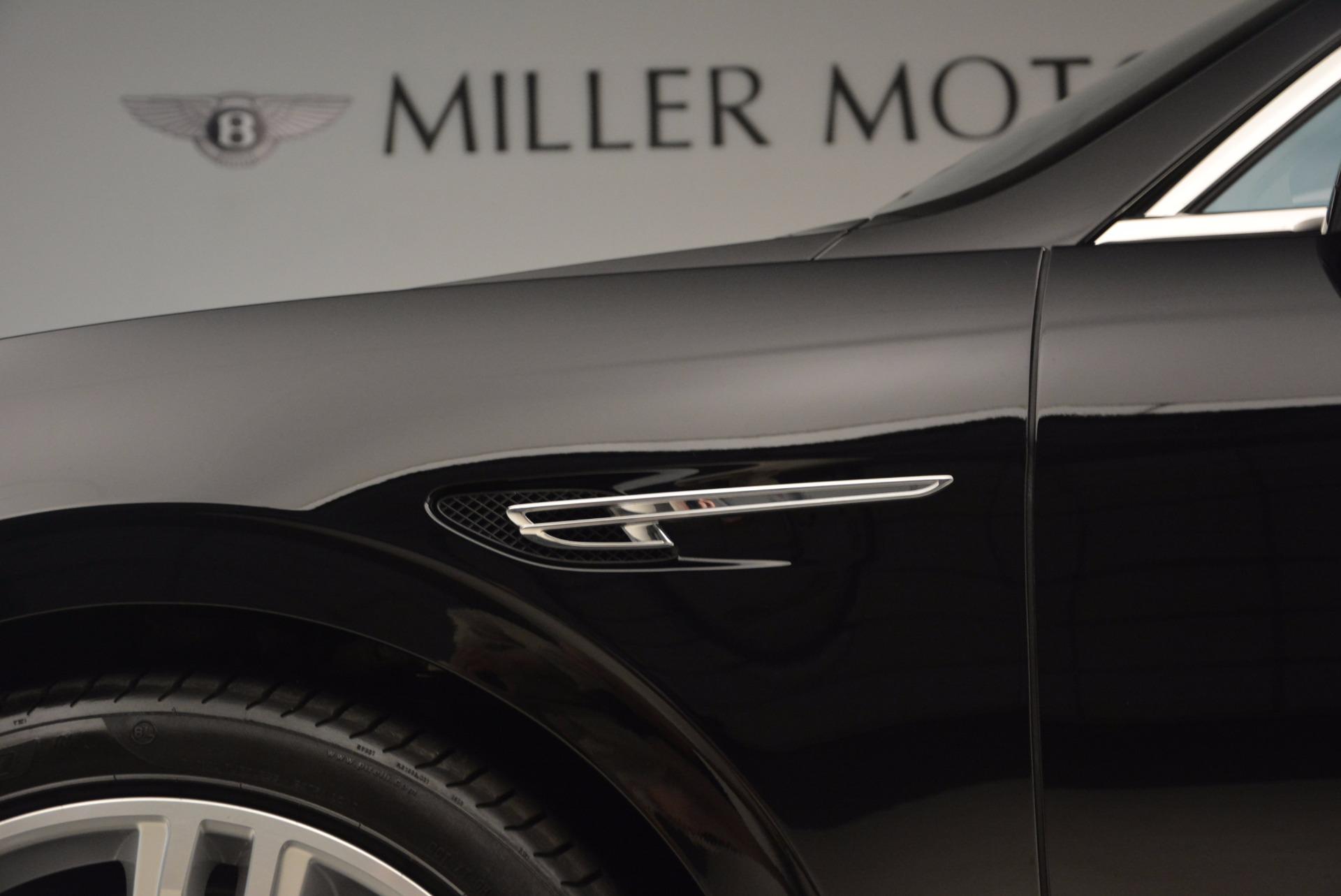 Used 2015 Bentley Flying Spur V8 For Sale In Westport, CT 1199_p19