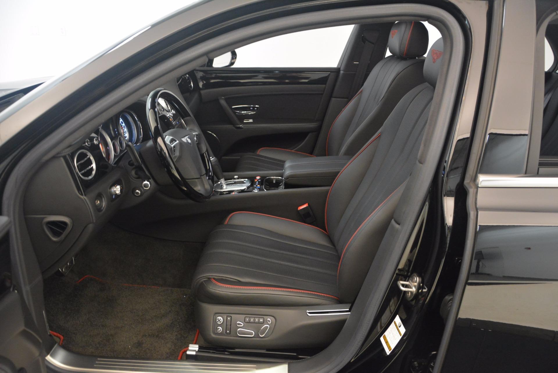 Used 2015 Bentley Flying Spur V8 For Sale In Westport, CT 1199_p23