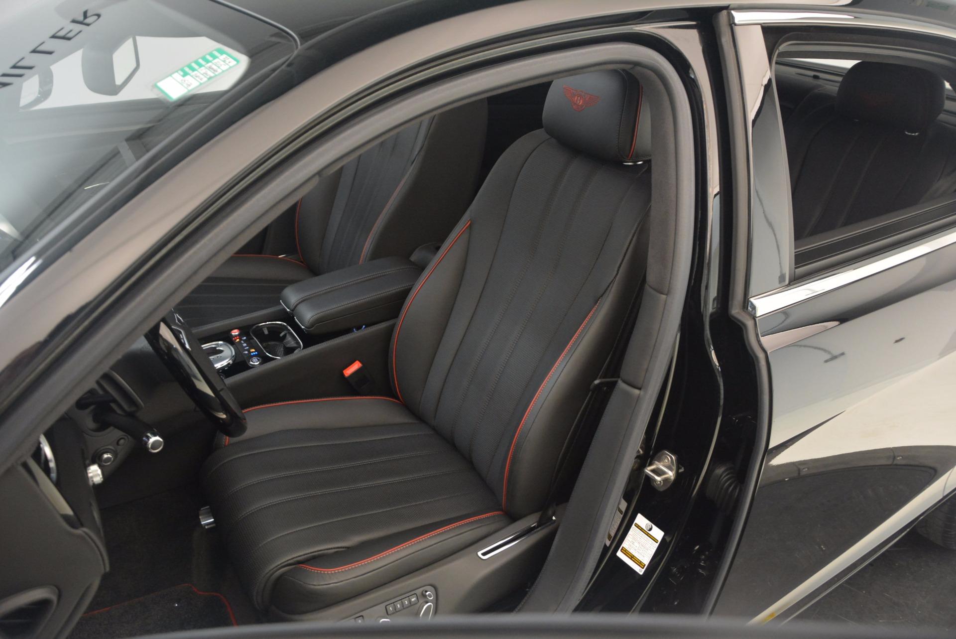 Used 2015 Bentley Flying Spur V8 For Sale In Westport, CT 1199_p24