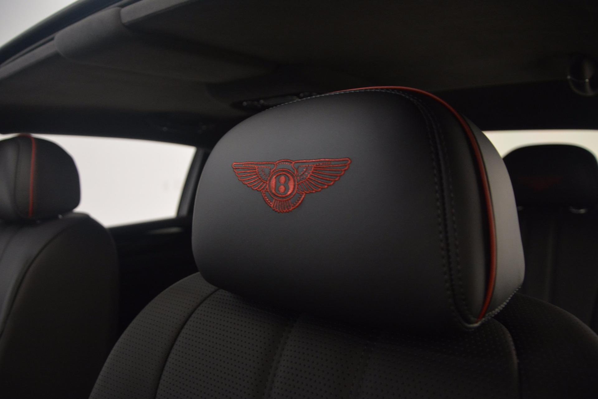 Used 2015 Bentley Flying Spur V8 For Sale In Westport, CT 1199_p25