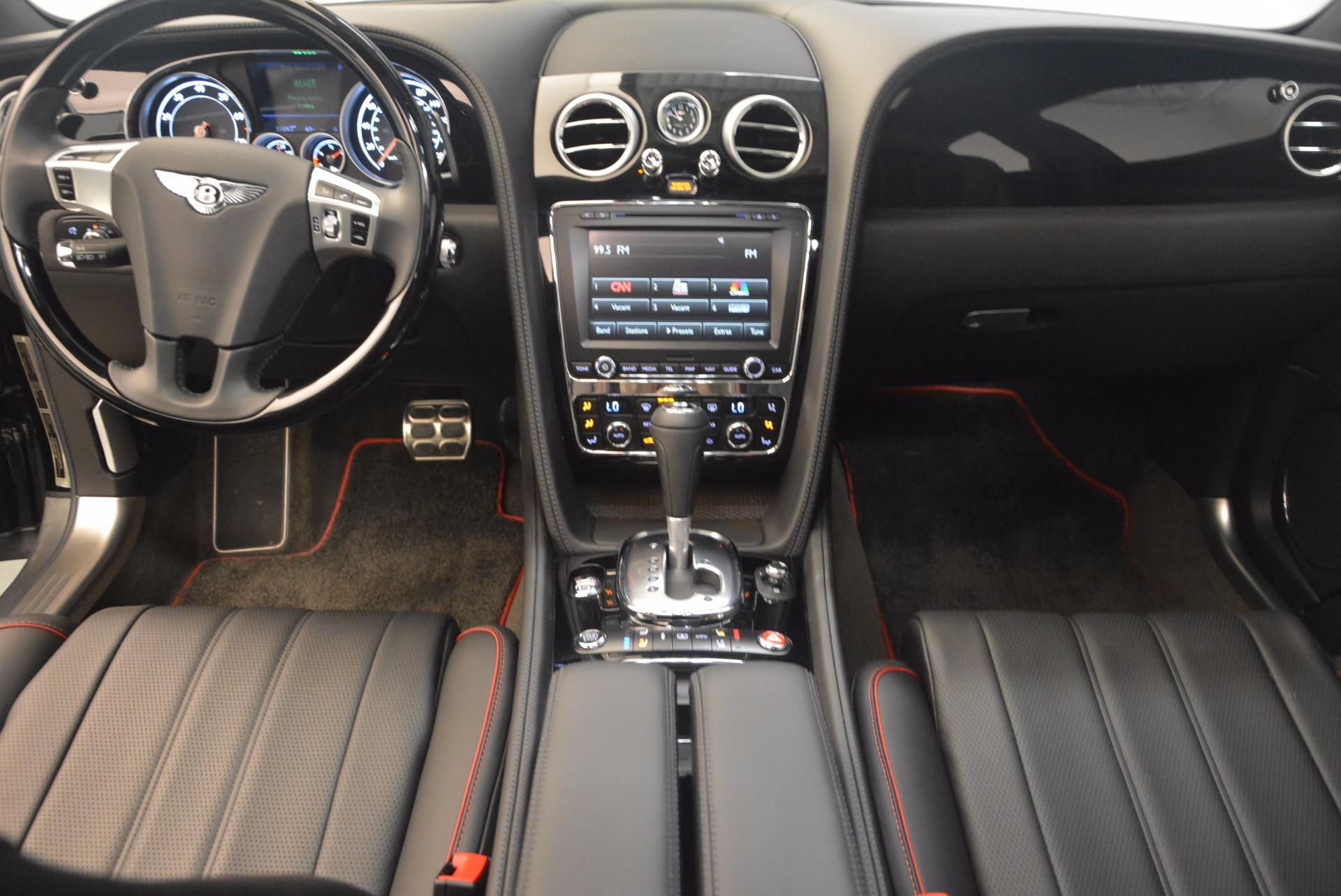 Used 2015 Bentley Flying Spur V8 For Sale In Westport, CT 1199_p26