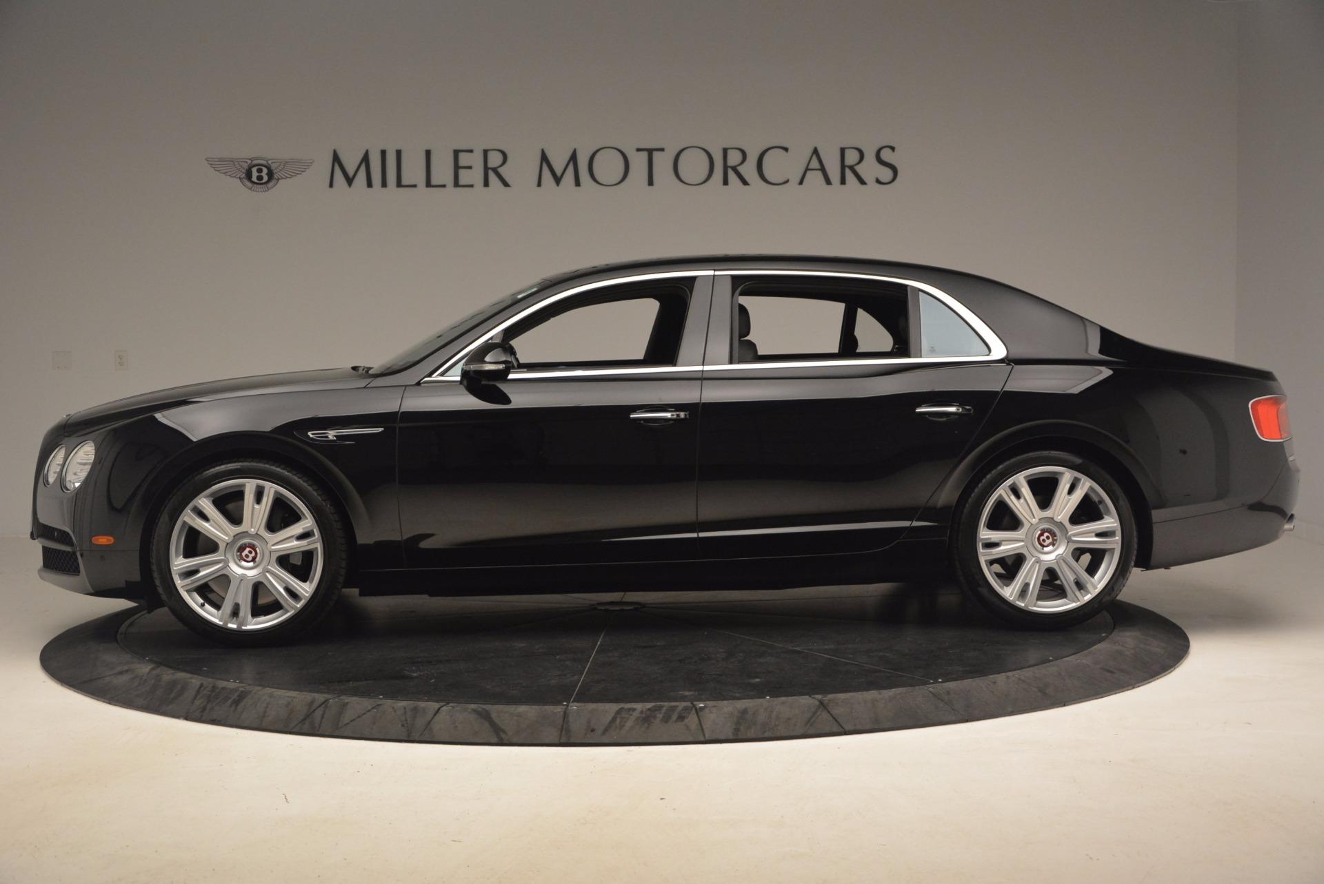 Used 2015 Bentley Flying Spur V8 For Sale In Westport, CT 1199_p3