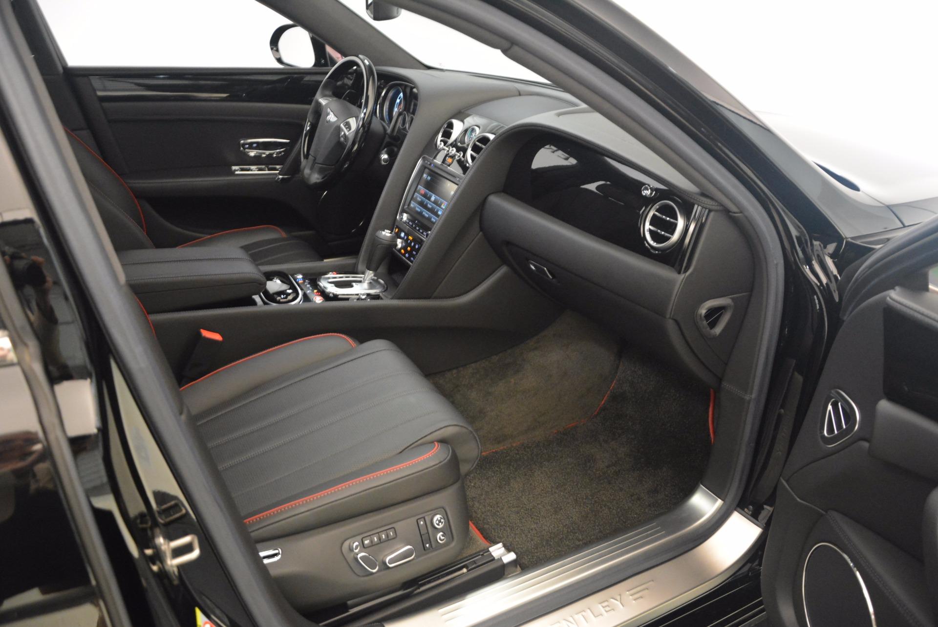 Used 2015 Bentley Flying Spur V8 For Sale In Westport, CT 1199_p41